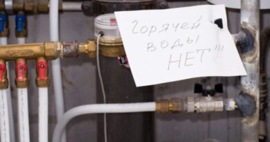 В многоквартирные дома Усинска начали подавать горячую воду