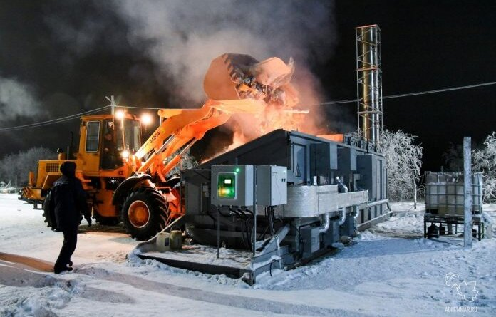 В Мутном Материке может появиться печь для сжигания мусора