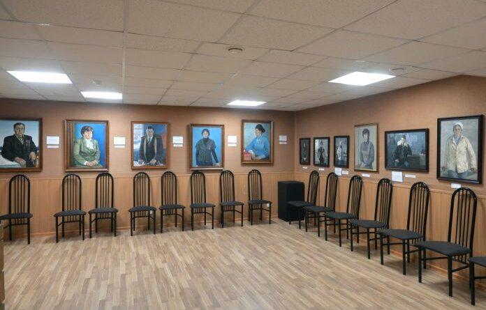 В музейно-выставочном центре «Вöртас» начала работу экспозиция  «Мы строили город Усинск»