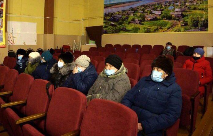 В Новикбоже состоялись общественные слушания