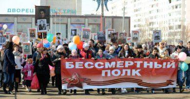 В образовательных учреждениях Усинска и района публикуют видео, посвящённые Дню Победы