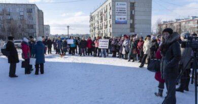 В России увеличены штрафы за неповиновение силовикам на митингах