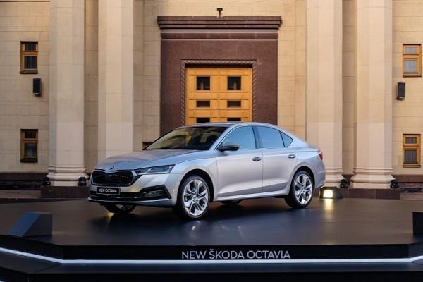 ВРоссии запустили производство новой Skoda Octavia&nbsp