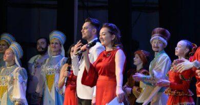 В столице региона прошли Дни культуры Усинска