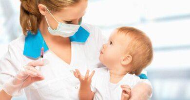 В Усинск поступила вакцина для детей от гриппа
