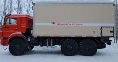 В Усинск приехал первый передвижной маммографический кабинет