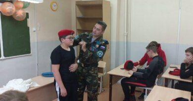 В Усинске дан старт муниципальному проекту «Курс молодого бойца»
