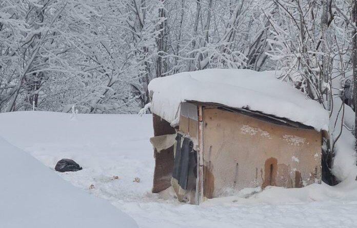 В Усинске готовы снести самовольно построенную будку