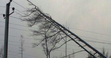 В Усинске и регионе объявлено штормовое предупреждение