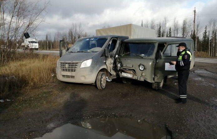 В Усинске ищут очевидцев ДТП