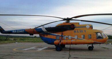 В Усинске можно купить вертолёт по цене квартиры
