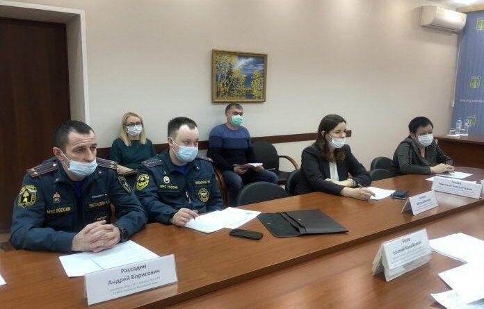 В Усинске начали подготовку к паводку