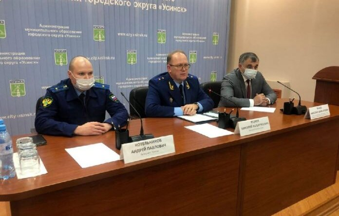 В Усинске новый прокурор города