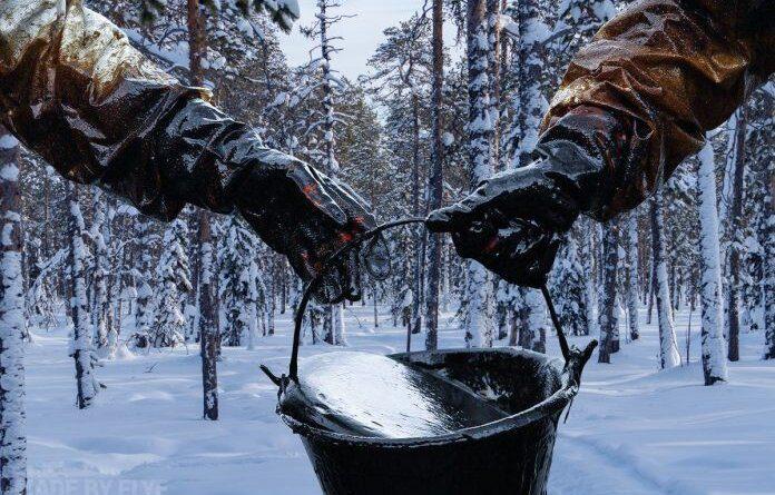 В Усинске обнаружено новое месторождение нефти