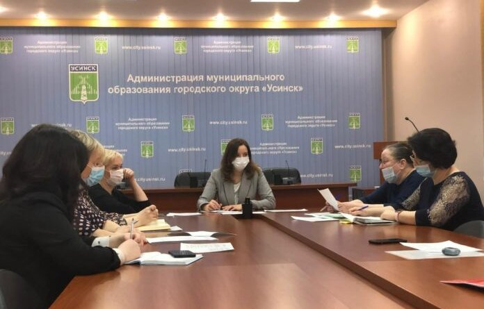 В Усинске обсудили подготовку к переписи населения