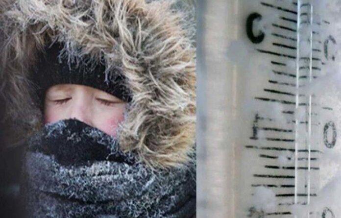 В Усинске объявлен актированный день для учащихся начальных классов