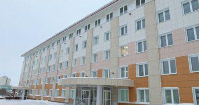 В Усинске открыт амбулаторный центр для лечения ОРВИ