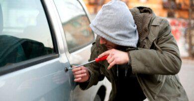 В Усинске по горячим следам задержали автоугонщика