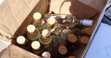 В Усинске предпринимательница второй раз попалась на незаконной торговле алкоголем