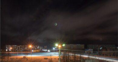 В Усинске продолжаются работы по подаче электроснабжения