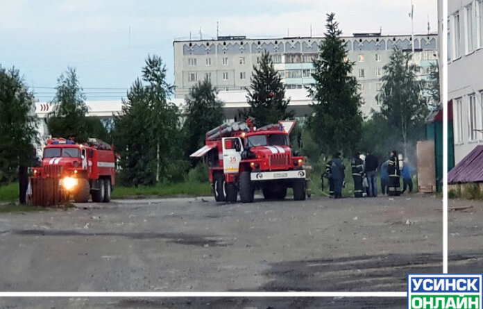 В Усинске пройдут учения: ликвидация ЧС, связанных с разливом нефти