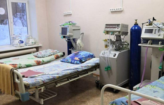 В Усинске прошла большая выписка, но зарегистрирована смерть 35-летнего мужчины от пневмонии