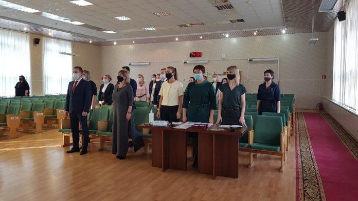 В Усинске прошла установочная сессия