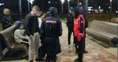 В Усинске «родительский патруль» вышел на улицы города