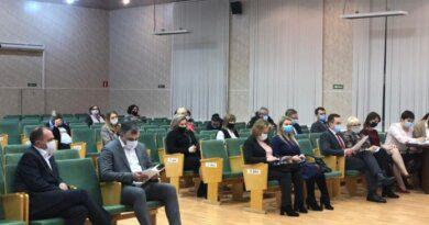 В Усинске состоялась внеочередная сессия Совета города