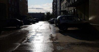 В Усинске стало прохладнее