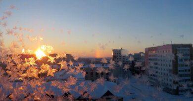 В Усинске столбик термометра приблизится к -40°С