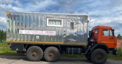В Усинске теперь есть передвижной стоматологический кабинет