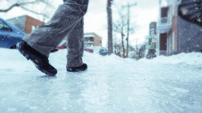 В Усинске тепло, но дождливо-снежно