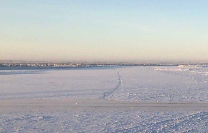 В Усинске увеличена грузоподъёмность ледовых переправ