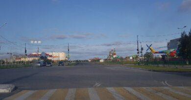 В Усинске вновь за 20