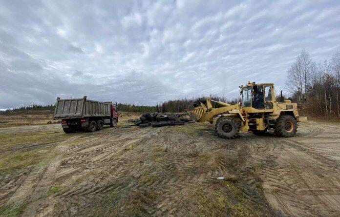 В Усинске волонтёры «Чистой Арктики» собрали более 150 тонн отходов