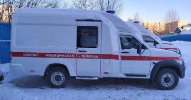 В Усинской ЦРБ пополнение автопарка