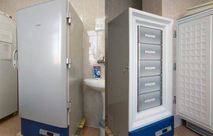 В Усинской ЦРБ появились морозильные камеры для хранения вакцины от COVID-19