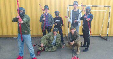 В усинском центре военно-исторической реконструкции «Твердыня» решили задать новый спортивный тренд