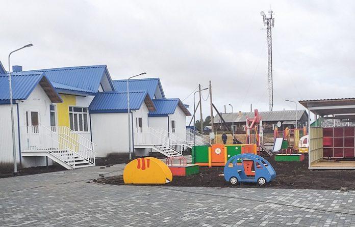 В усинском селе Щельябож скоро откроют детский сад