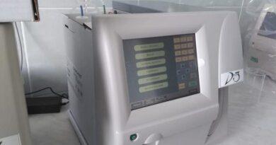 В Усинскую ЦРБ поступило новое медицинское оборудование