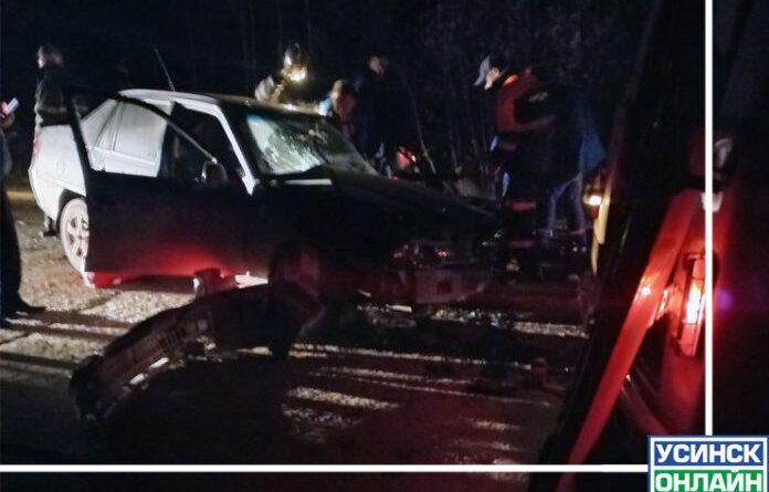Вчера в ДТП под Усинском пострадал мужчина