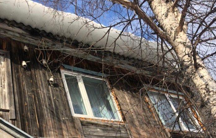 Вчера в Усинске дом остался без воды