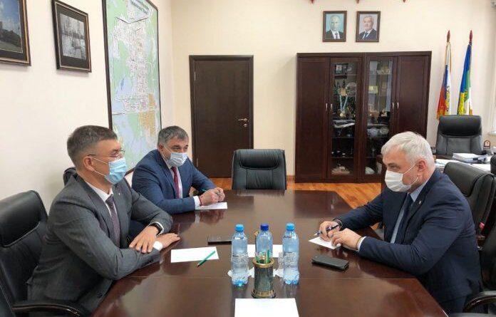 Владимир Уйба вновь посетил Усинск