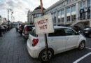 Власти Петербурга увеличат зону платной парковки вцентре города впять разв2022 году