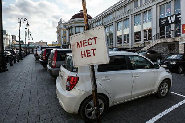 Власти Петербурга увеличат зону платной парковки вцентре города впять разв2022 году&nbsp