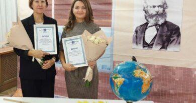 Воспитателям – победителям из Усинска вручили заслуженные награды