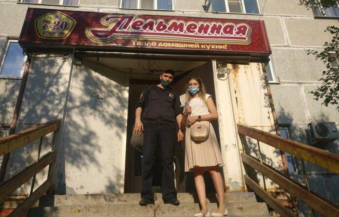 За неделю в Усинске выявили троих нарушителей антиковидного режима