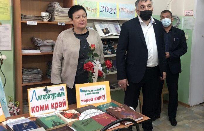 Замглавы Усинска отметила, что школа в Парме готова встречать своих учеников