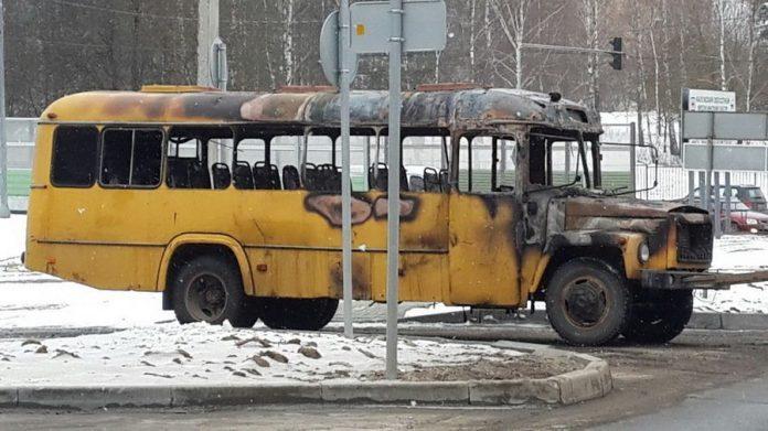 """Завод """"ГАЗ"""" прокомментировал возгорание в автобусе в Усинске"""
